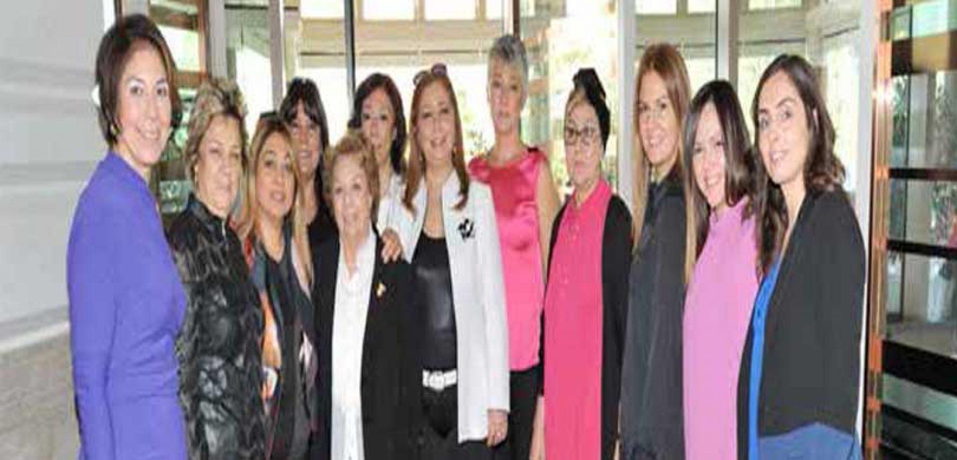 Adana TYSD Üyeleri Öğrenciler İçin Buluştu