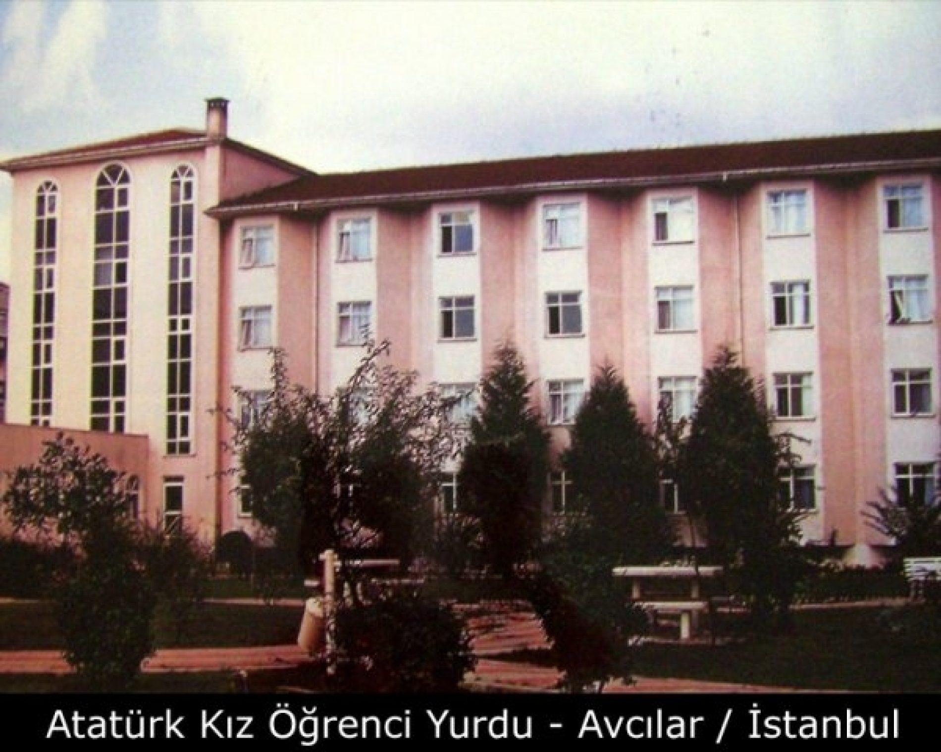 TYSD İstanbul Atatürk Kız Öğrenci Yurdu