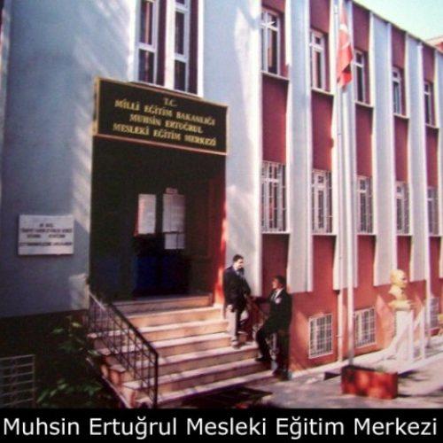 TYSD İstanbul Muhsin Ertuğrul Çıraklık Okulu