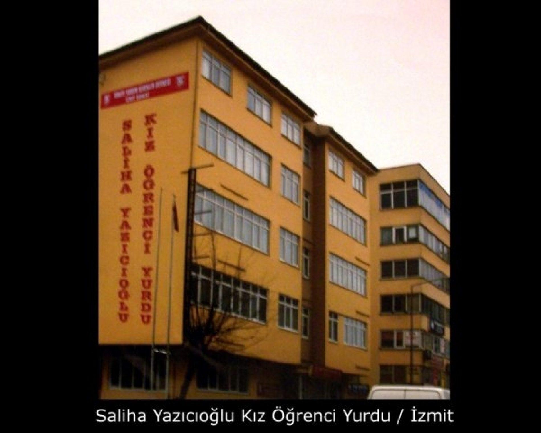 TYSD İzmit Kız Öğrenci Yurdu