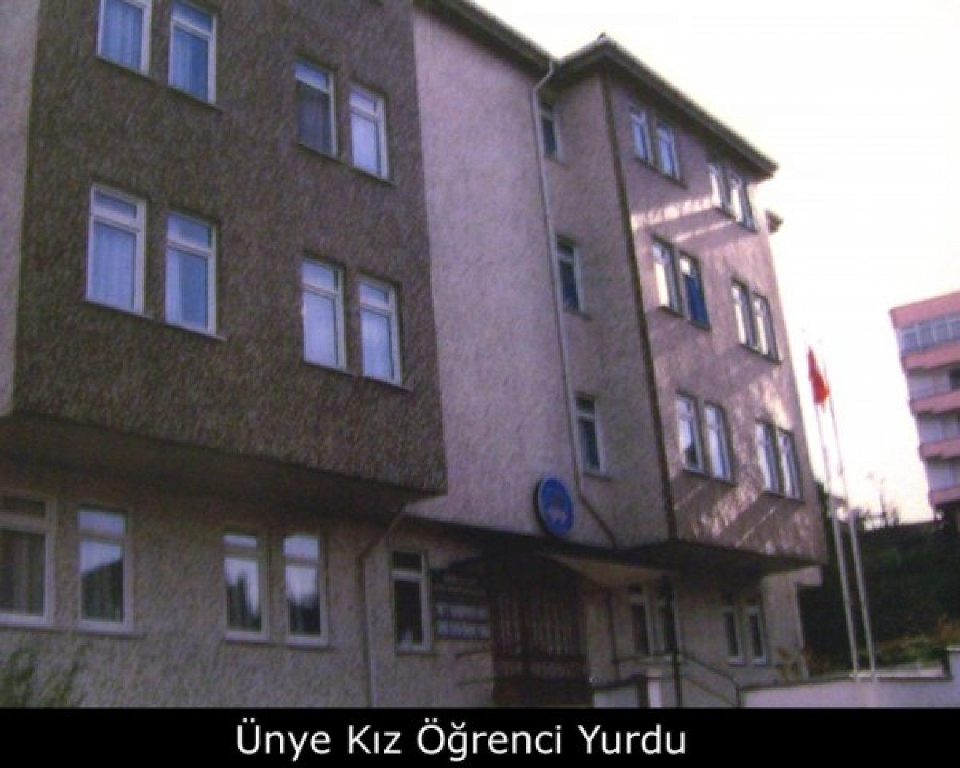 TYSD Ünye Kız Öğrenci Yurdu
