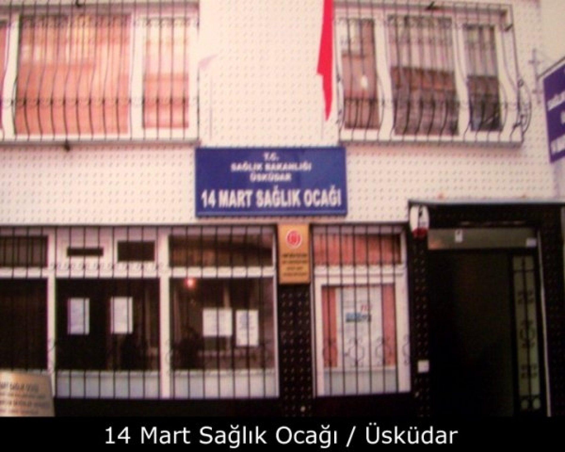 TYSD Üsküdar 112 Bostancı Acil Yardım İstasyonu