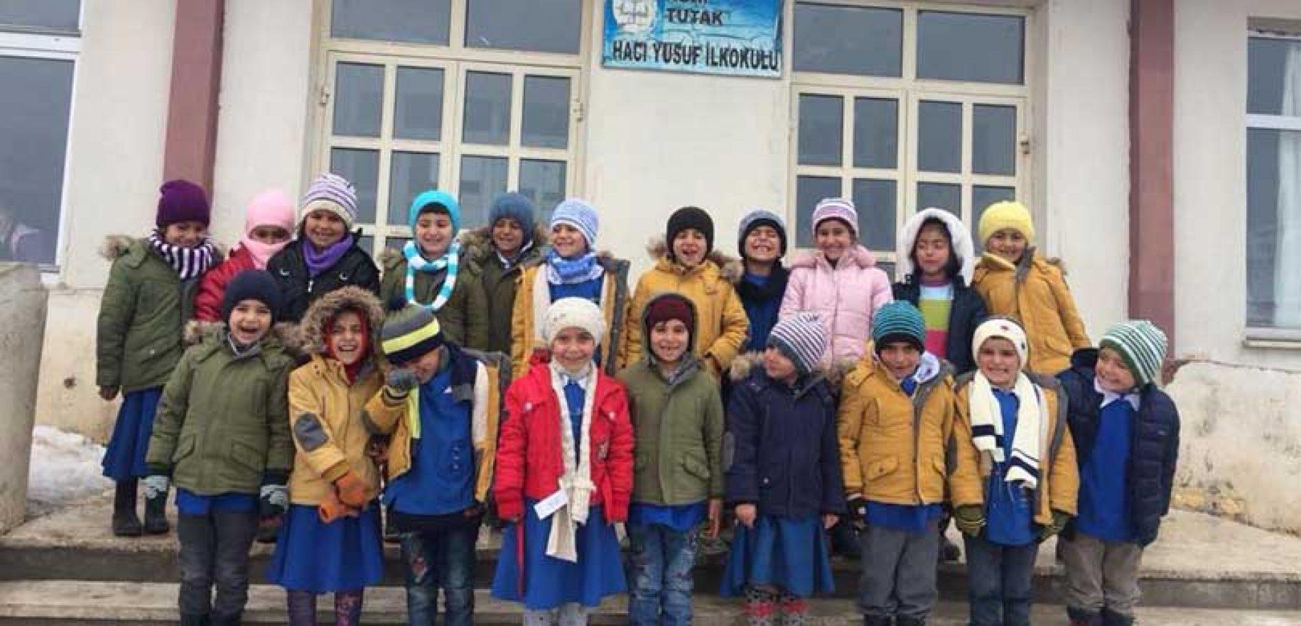 TYSD Ağrı Şubemizin Hacı Yusuf Köyü Ziyareti