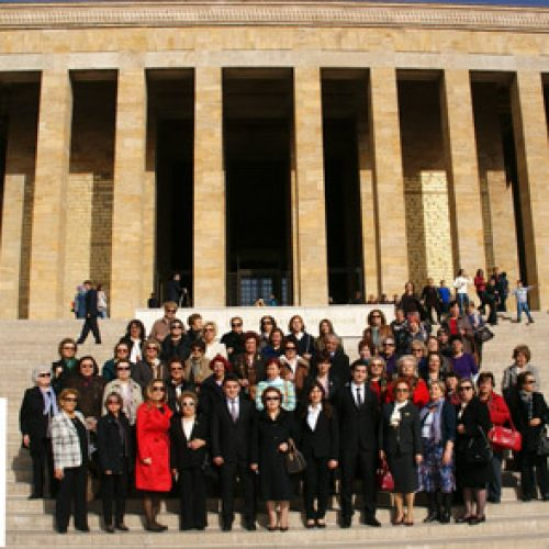 86. Yılımızı Kutluyoruz – ATA'mızın Ankara'ya gelişi…