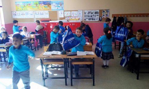 Bakırköy Öğrencilere Kıyafet Yardımı