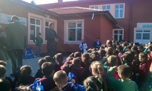 TYSD Bakırköy Şubesinden Afyon'a Eğitim Desteği