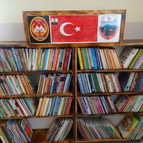 TYSD Beyoğlu Şubesinden Cizre Şehit Kütüphaneleri Kitap Yardımı