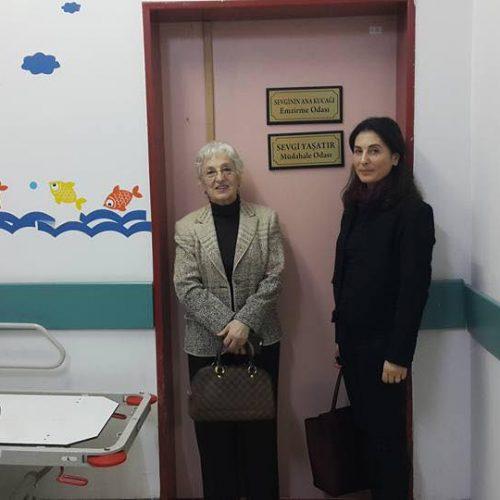 Beyoğlu Hastane Odası Açılışları