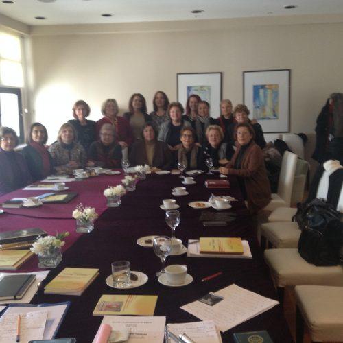 Beyoğlu İstanbul Kadın Kuruluşları Birliği Toplantıları