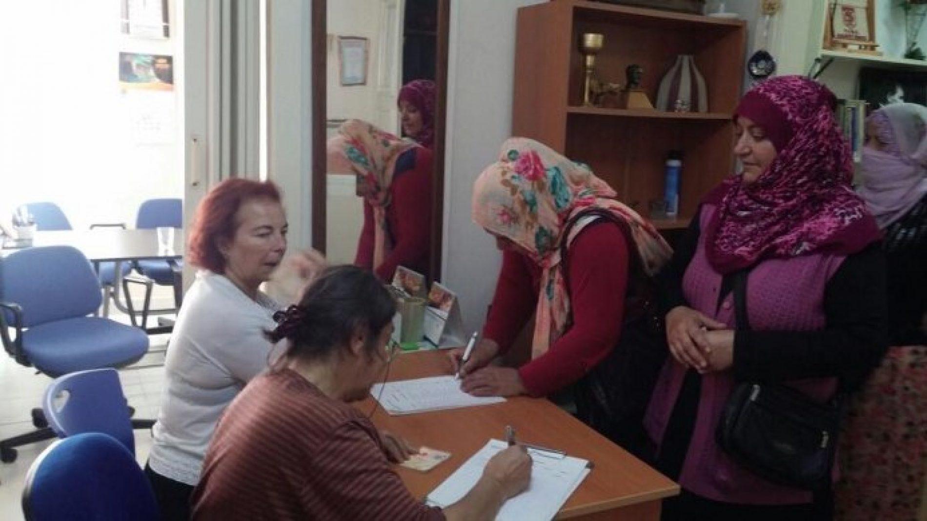 TYSD Bakırköy Kurban Bayramı Yardımı