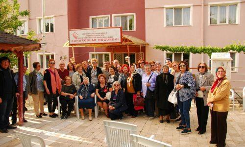 TYSD Beyoğlu Şubemizin Pamukkale Gezisi