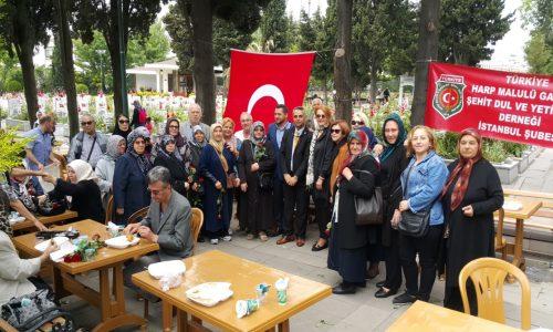 TYSD Beyoğlu Şubemizden Şehit Ailelerine Yemek