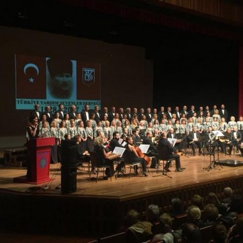 TYSD Bakırköy Şubemizin 90. Yıl Özel Konseri Etkinliği