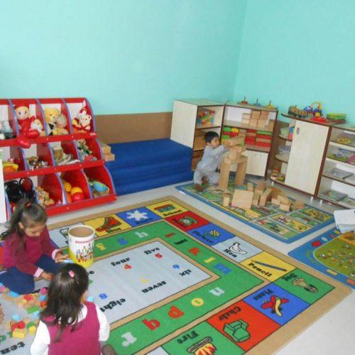 Umurbey İlk Öğretim Okuluna Anasınıfı Bağışı
