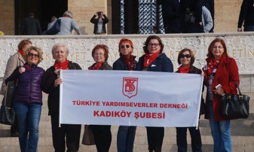 Kadıköy 24 Kasım Öğretmenler Günü
