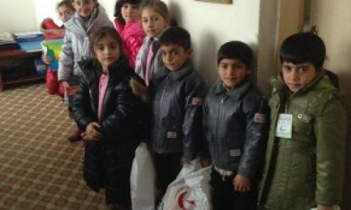 TYSD Ardahan Şubesi'nden Çocuklarımıza