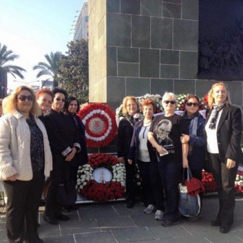 İzmir 10 Kasım Atamızı Anma Günü