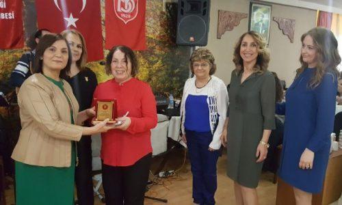 TYSD Bafra Şubesinden Bağışçılarına Ödül