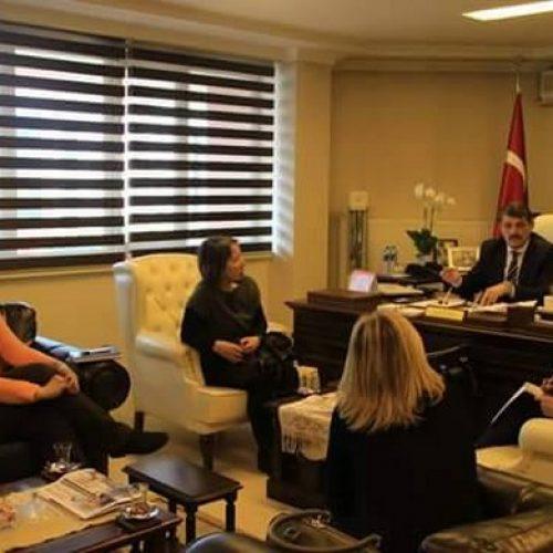 Bartın Belediye Başkanlarını Ziyareti