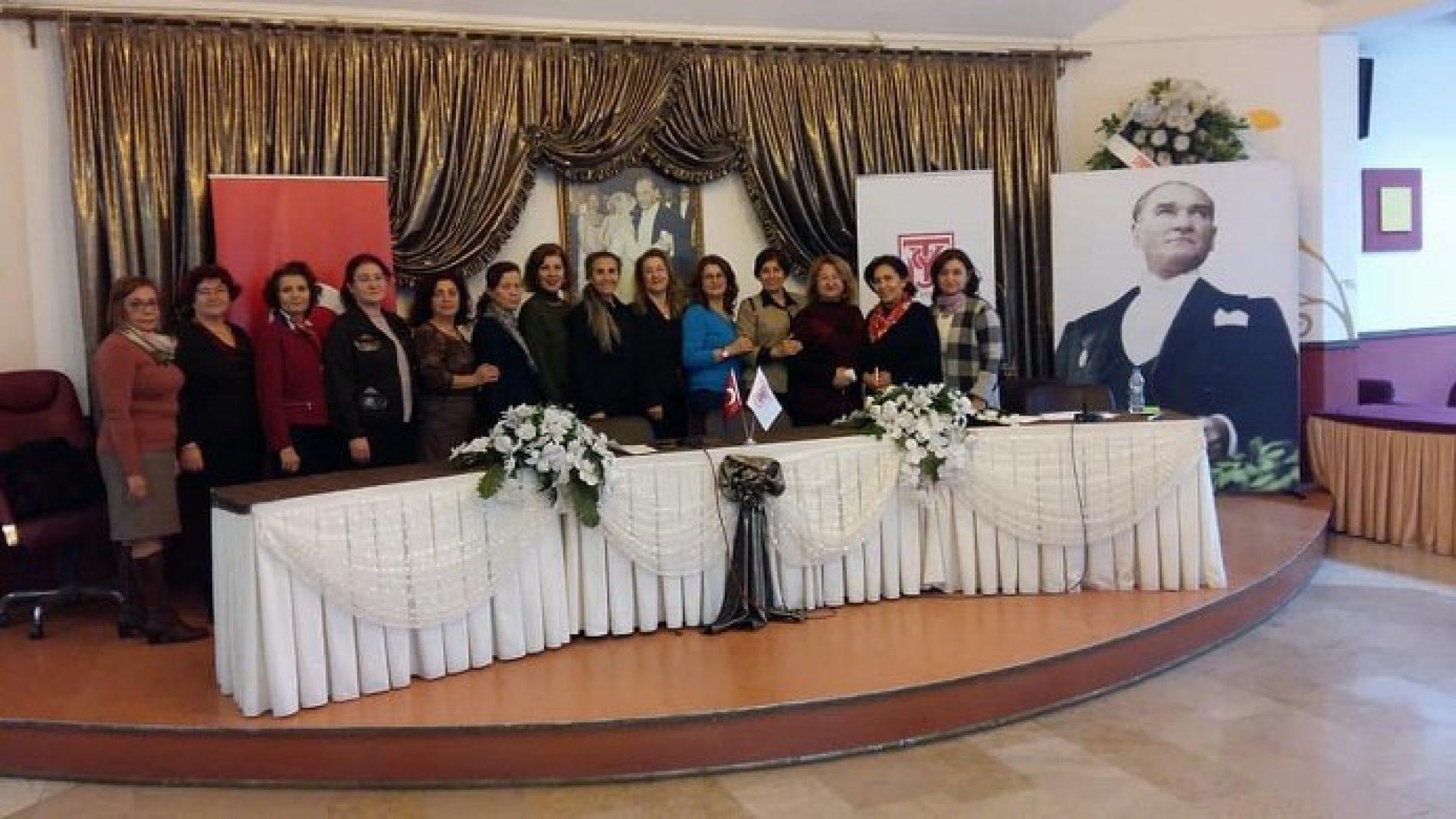 TYSD Çanakkale Şubesi Genel Kurulu