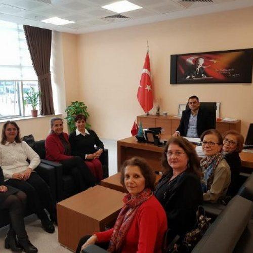 TYSD Çanakkale Şubemizden Devlet Hastanesine Cihaz Bağışı