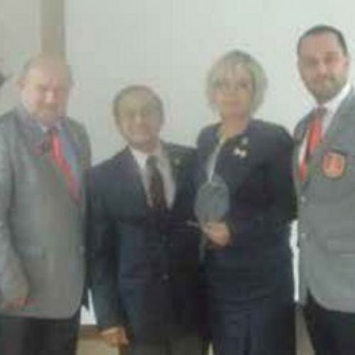Edremit TYSD Meslek Hizmet Ödülü