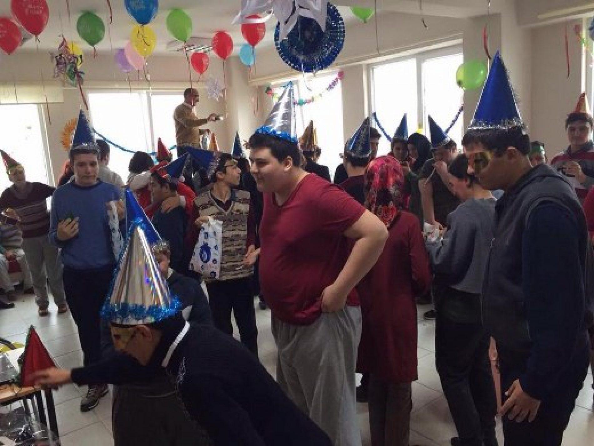 TYSD Eskişehir Şubesi Suzan Gürcanlı İş Eğitim ve Uygulama Okulu