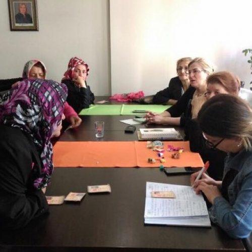 TYSD Fatsa Şubesi Ramazan Yardımları