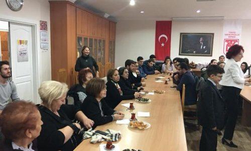Kadıköy Şubesi Bursiyerlerinin Ankara Ziyareti