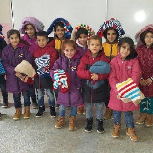 TYSD Kağıthane Şubemizden Erzincan'daki Okullara Giyecek Yardımı