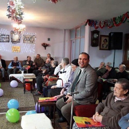 Karabağlar Belediye Başkanının İzmir Şubemiz ve Dr. Kemal Tarım Dinlenme Evi Ziyareti