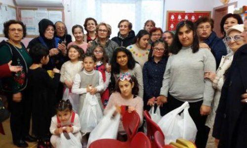 TYSD Kocaeli Şubemizden Köseköy Gençlik Eğitim ve Rehabilitasyon Merkezi Ziyareti