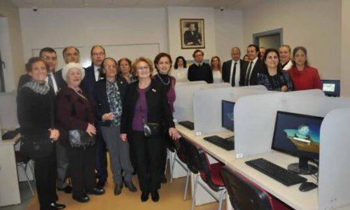 TYSD Kocaeli Şubemizden Tıp Fakültesine Bilgisayar Sınıfı