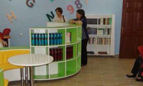 Burdur TYSD Burdur Lisesine 2 Kütüphane