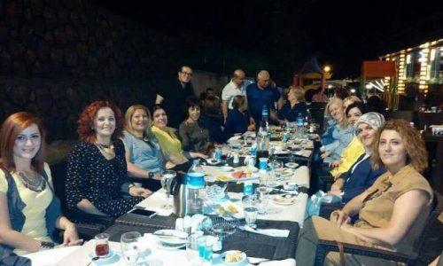 TYSD Malatya Şubesi İftar Yemeği