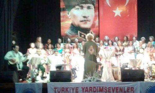 TYSD Mudanya 25. Yıl Kutlaması