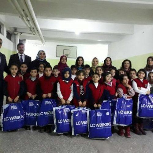 TYSD Elazığ Şubemizin Yücel İlköğretim Okulu Ziyareti