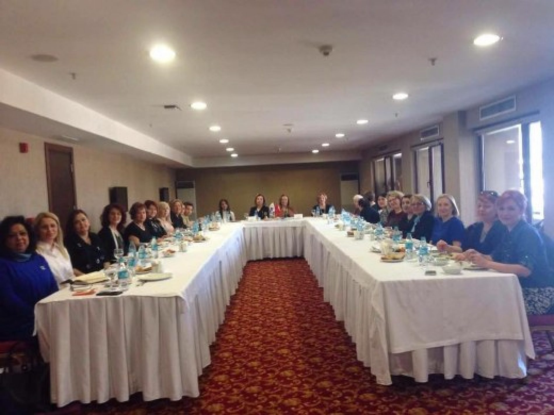 TYSD Karadeniz Ereğli Şubesi Dünya Otizm Günü Sergisi