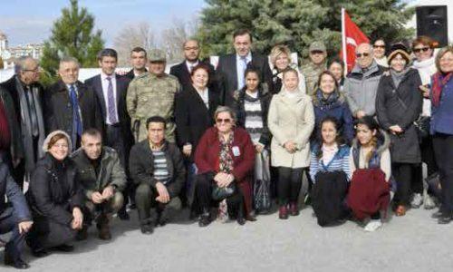 TYSD Polatlı Şubesinden 'Umutlarımızı Fidanla Büyütelim' Kampanyası