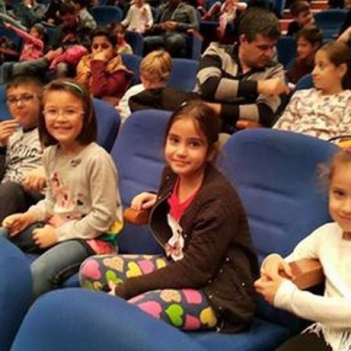 Kağıthane Şubesi Çocuklara Tiyatro