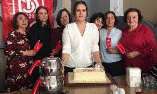 TYSD Tokat Şubesinin  91. Kuruluş Yılı ve Kadınlar Günü Kutlaması