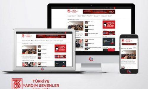 Web Sayfamız Yenilendi
