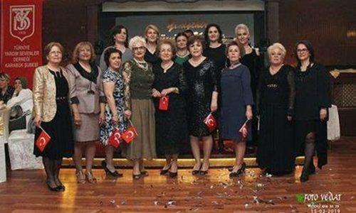 TYSD Karabük Şubesinin 91. Kuruluş Yılı Kutlaması