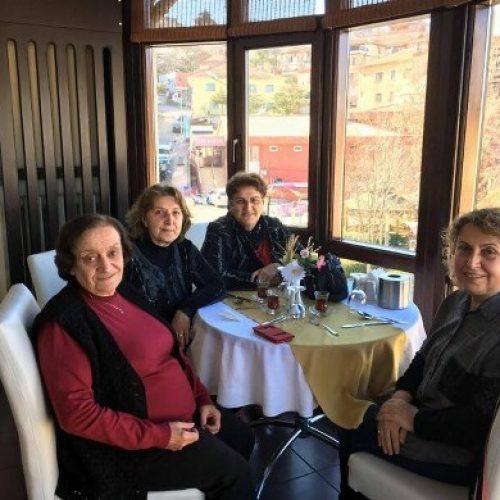 TYSD Tokat Şubesinin Samsun Kültür Gezisi