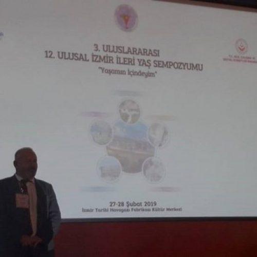 TYSD İzmir Şubesi İzmir İleri Yaş Sempozyumu…