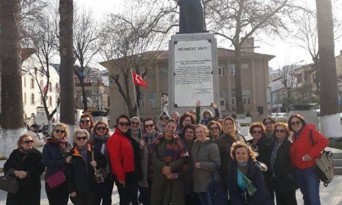 TYSD Aydın Şubesinin Kültür Gezisi