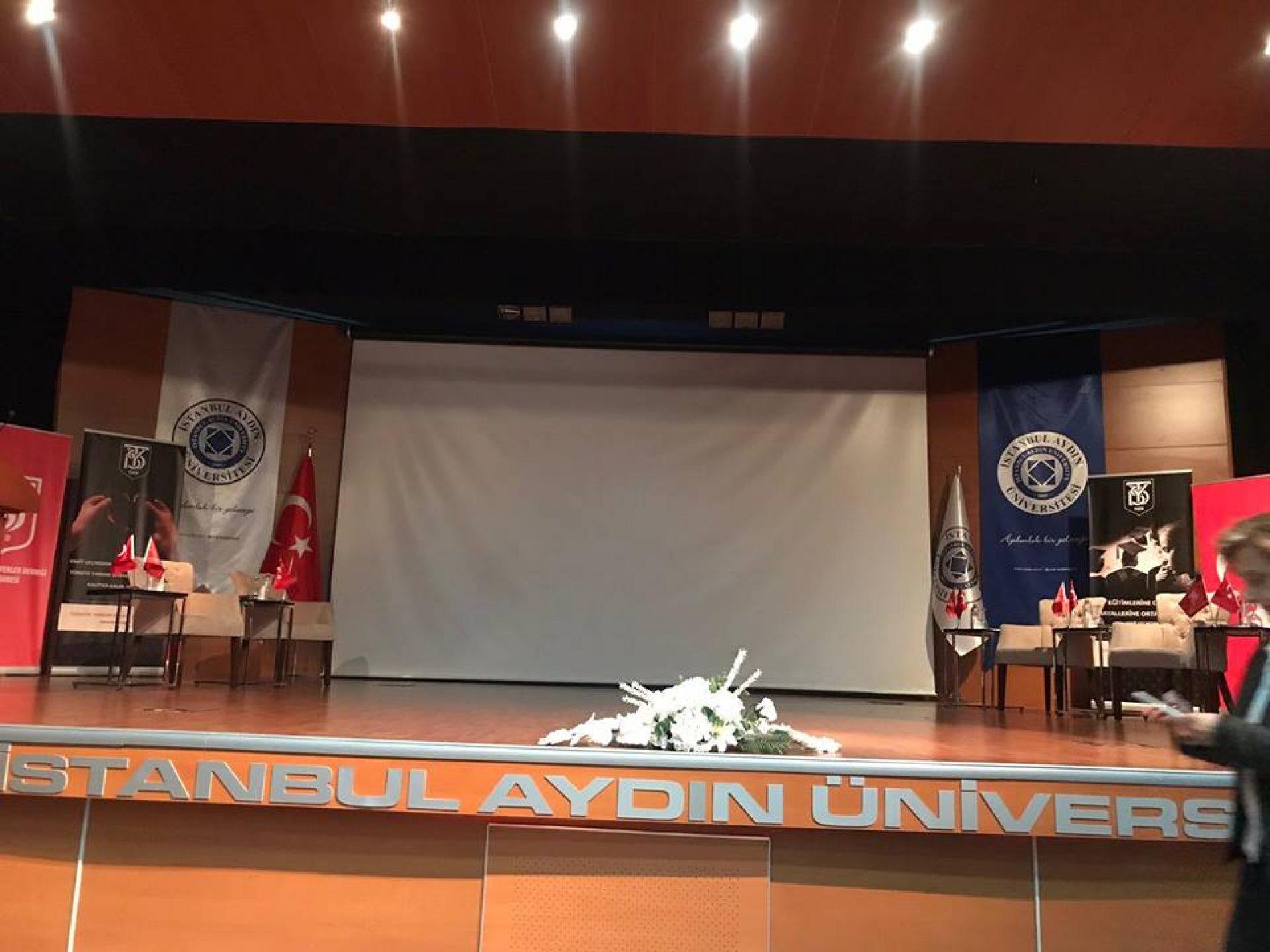 TYSD Bakırköy Şubesinin Düzenlediği Panel