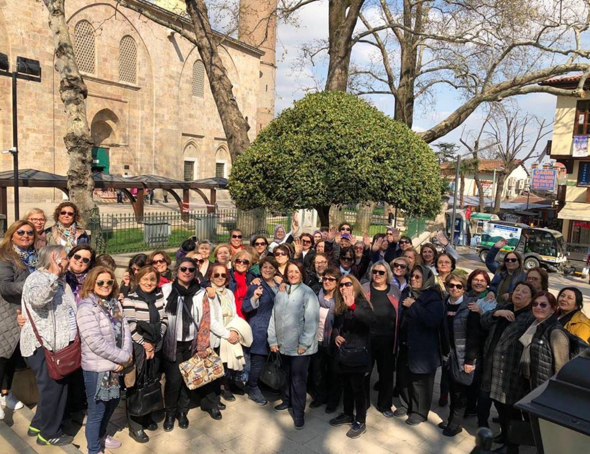TYSD Beykoz Şubesinin Kültür Gezisi