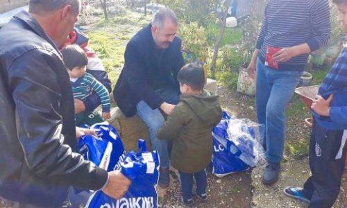 TYSD Fatsa Şubesinin Hatay Yayladağ Ziyareti…