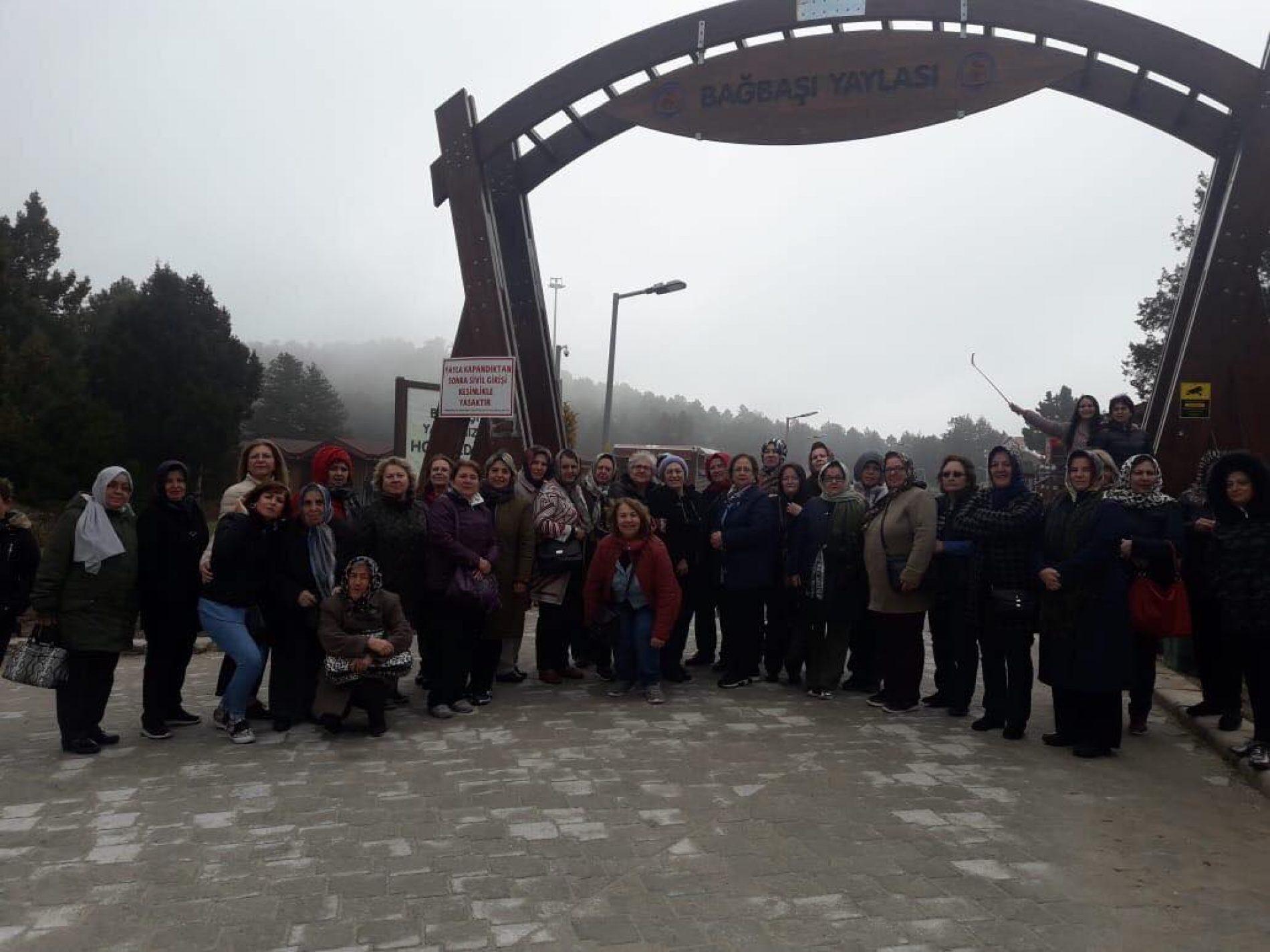 TYSD Soma Şubesinin Kültür Gezisi